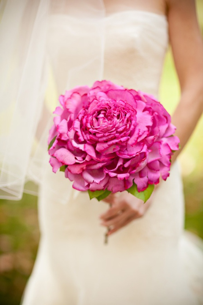 wedding bridal bouquets big flower flower bouquets single flower