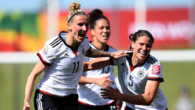 Highlights Germany 4 – 1 Sweden (Women World Cup)