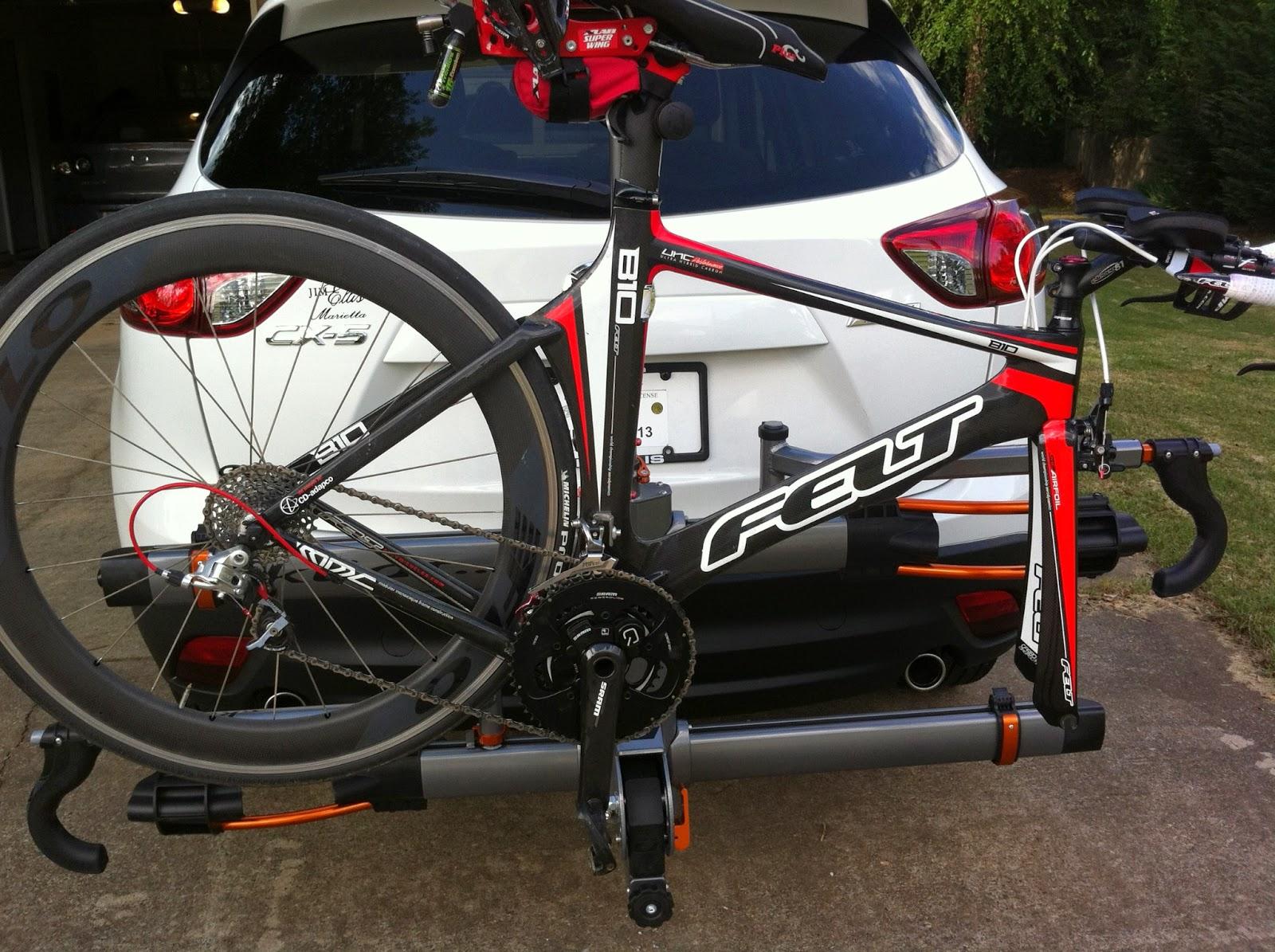transfer bike bk kuat beta cyclist hitch rack competitive