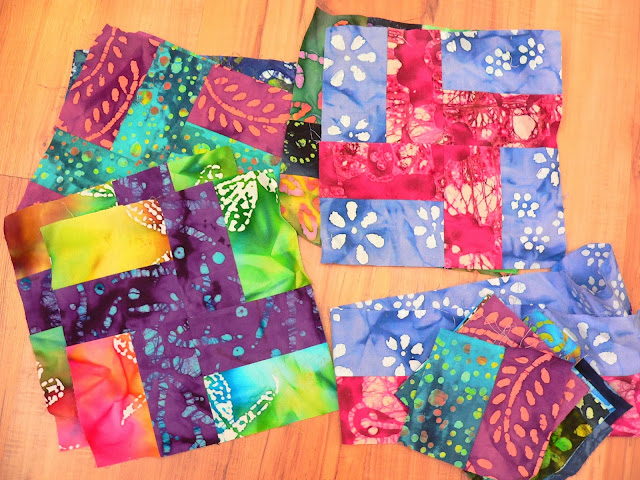 Asimplelife Quilts Batiks And A Pdf Pattern To Share