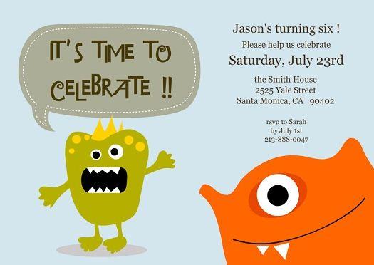 contoh undangan ulang tahun bahasa inggris