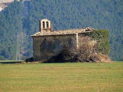 L'ermita de Santa Magdalena de Bell-lloc