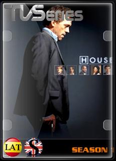 Dr. House (Temporada 1) HD 1080P LATINO/INGLES