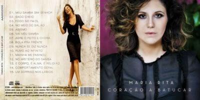 Maria Rita Coração a Batucar CD 2014