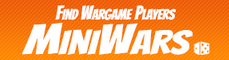 MiniWars Wargame Player Finder