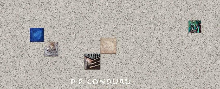 P.P. Condurú, Artista Plástico, Paraense.