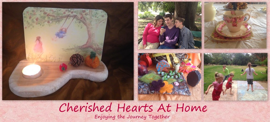 Cherished Hearts At Home