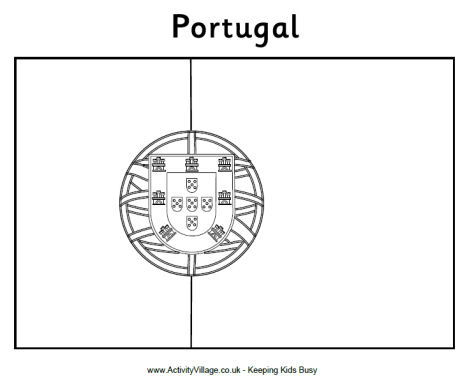 Portugal Coloring Pages