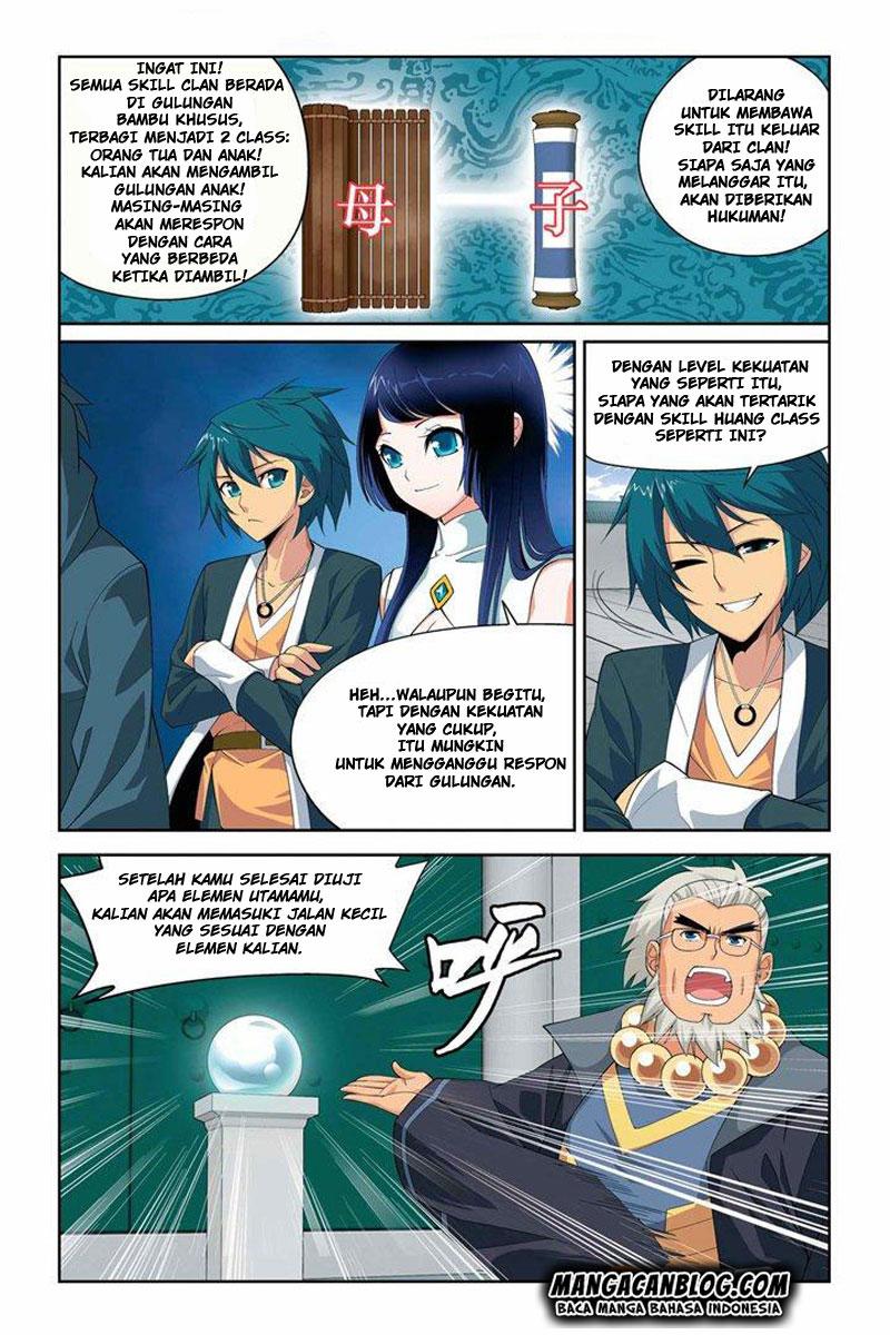 Battle Through Heaven Chapter 12-3