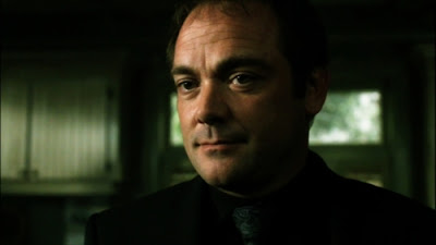 Mark Sheppard as Crowley in Supernatural