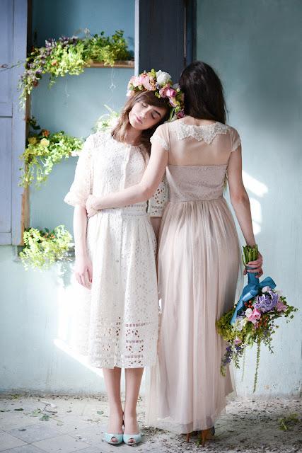 Lindos ramos de novias | Coleccion Jacob Nweisser
