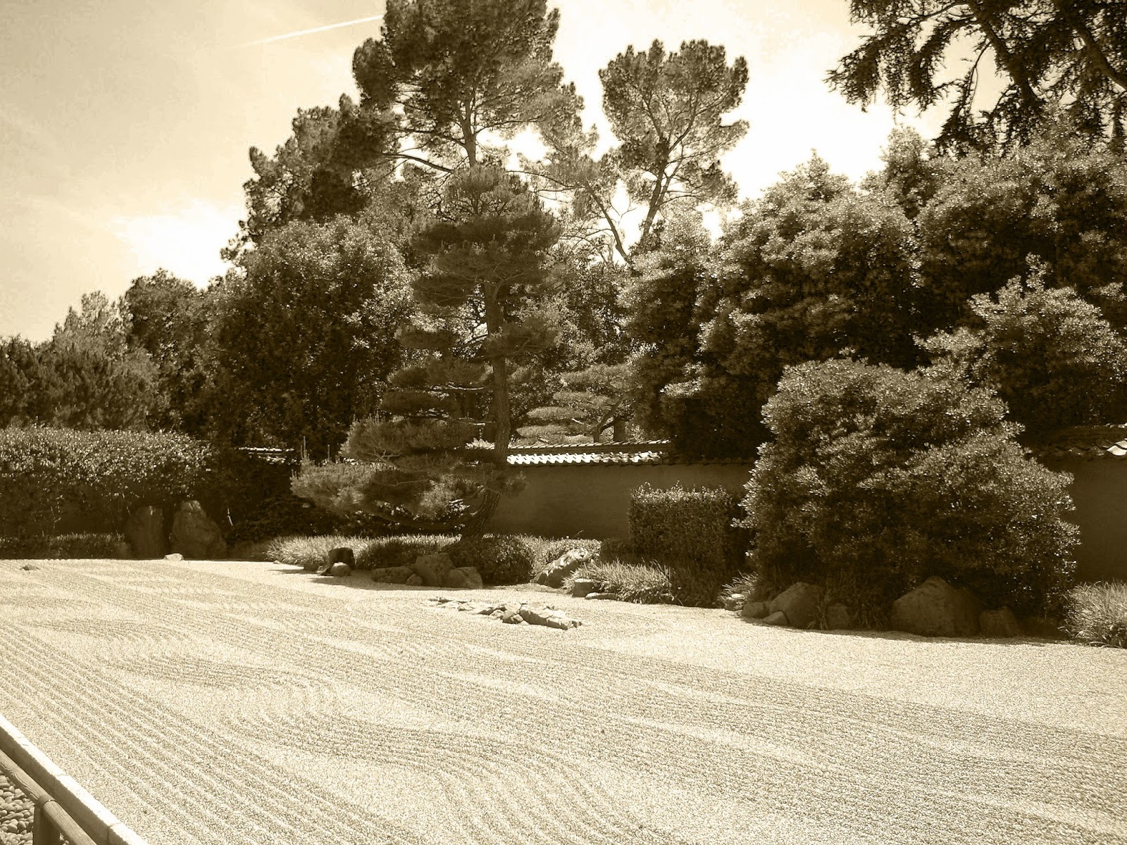 THOUGHTS ON ARCHITECTURE AND URBANISM: From ¨The Zen Garden¨