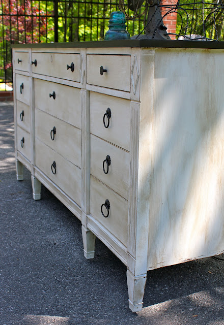 My Passion For Decor: Craigslist Dresser...From Old And ...
