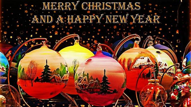 decorating christmas balls