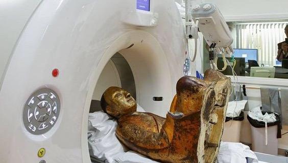 Patung Buddha Ini Menyimpan Rahsia yang Sangat Mengejutkan