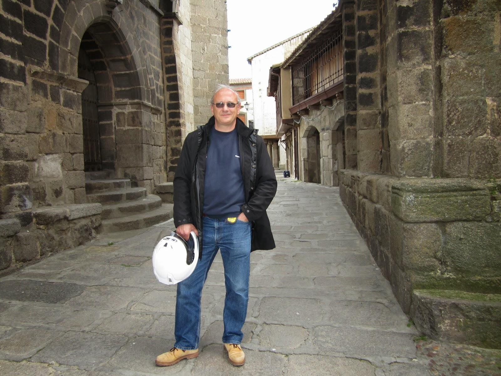 Carlos Díaz Domínguez en Ledesma
