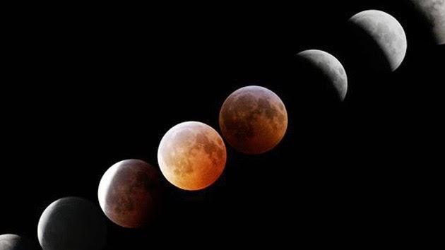 15 de abril ocurrirá el primer eclipse de Luna de este 2014