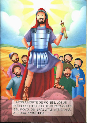 Josué - historia biblica
