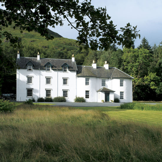 Be Inspired By This Cosy Scottish Highland Retreat