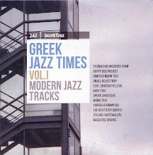 GREEK JAZZ TIMES/ VOL.1 MODERN JAZZ TRACKS
