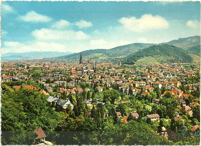 Vivre l 39 international vous prendrez bien une part de - Office du tourisme freiburg im breisgau ...