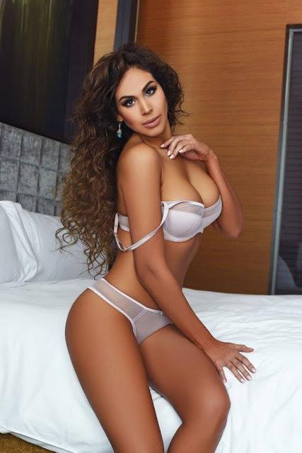 Tania Reza adelanto de playboy