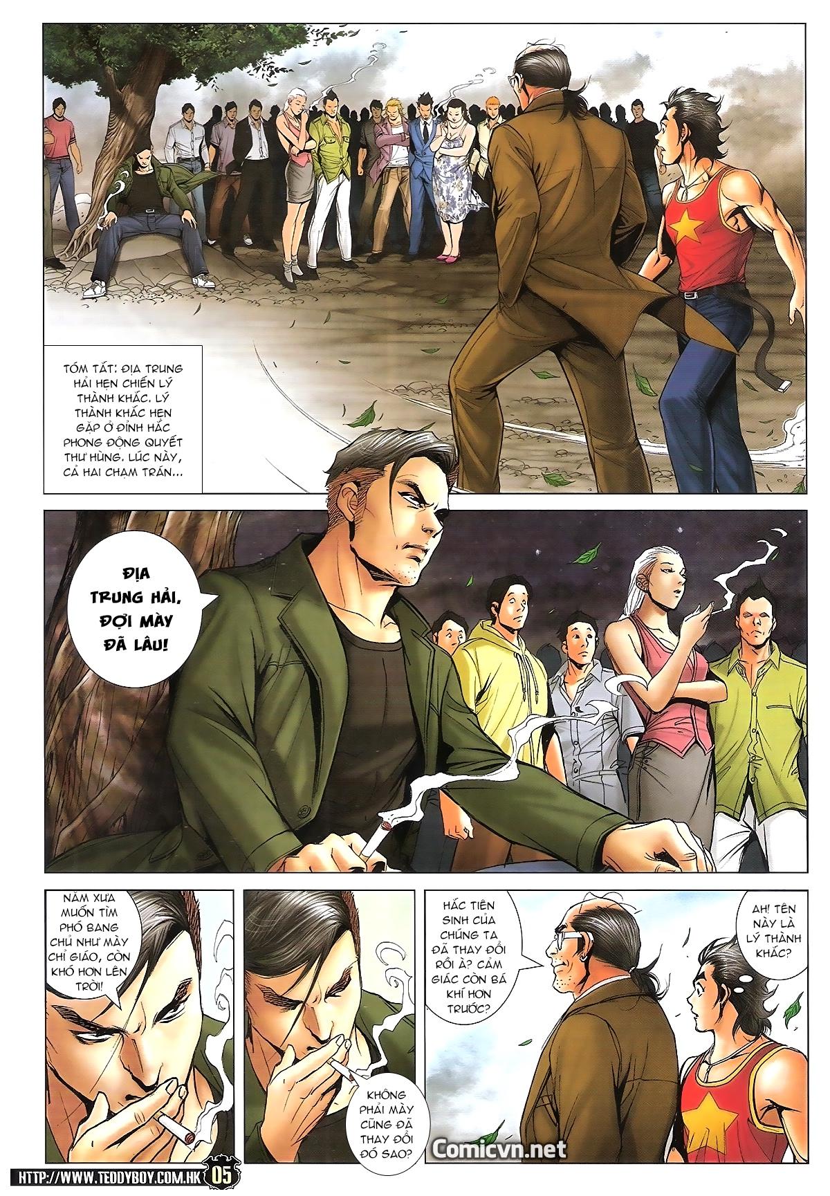 Người Trong Giang Hồ Chap 1739 - Next Chap 1740