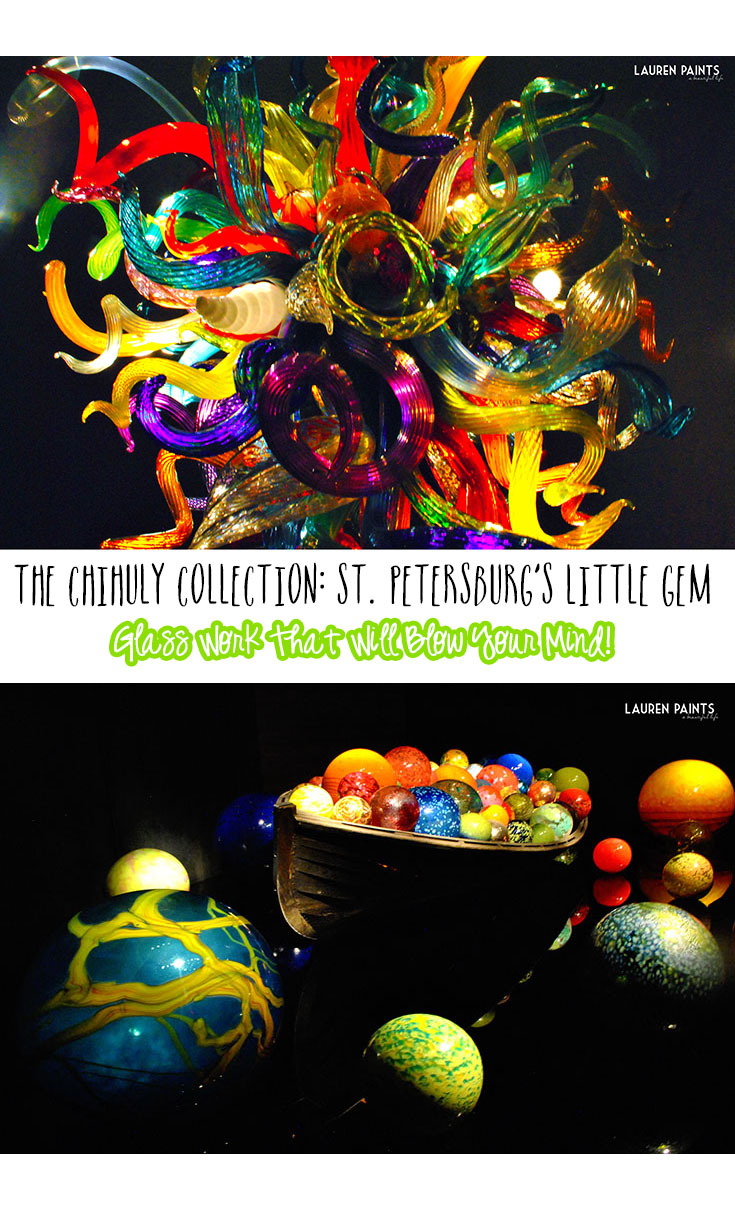 The Chihuly Collection: St Petersburg Little Gem - Glass Work that will blow your mind