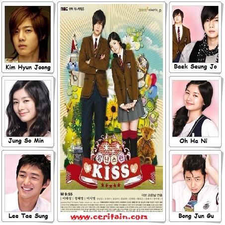 "Kasih anda sudah melihat "" Foto Naughty Kiss Drama Korea Terbaru"