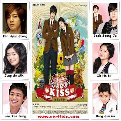 "Terima Kasih anda sudah melihat "" Foto Naughty Kiss Drama Korea"