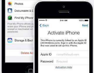 Tips dan Trik bypass Lock Icloud iPhone 5