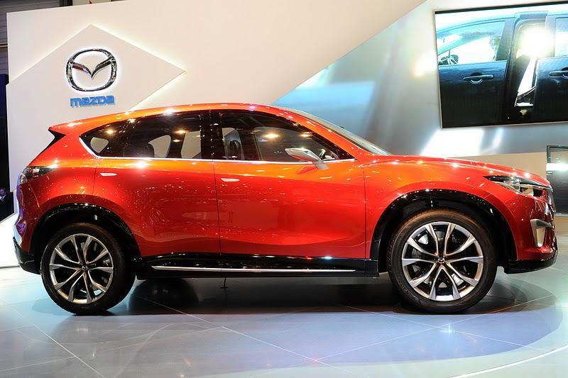 World Car Wallpapers 2013 Mazda Cx5