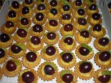 Fruit Tart - 50pcs (RM50)