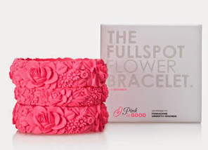 Il Flower Bracelet rosa