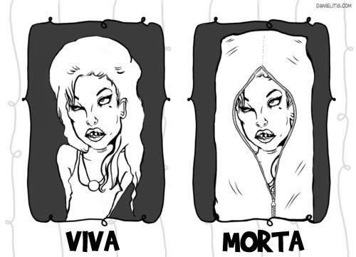 Amy Winehouse - VIVA/MORTA