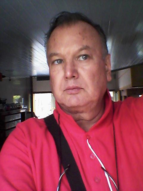 Odenir Ferro, em Outubro de 2015
