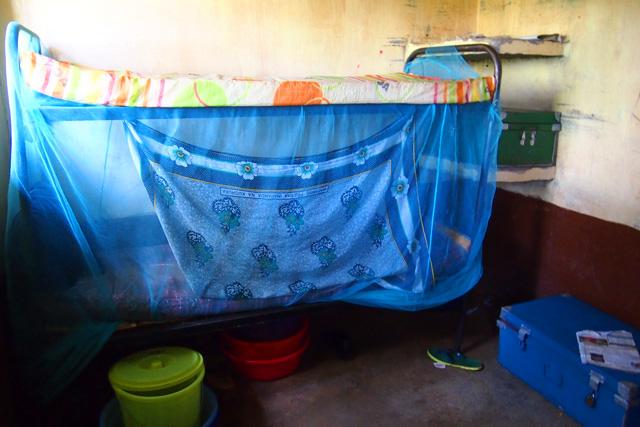 fra Miro Babić mali dom misija afrika sirotište supermarket dobrote donacije mrežice za komarce