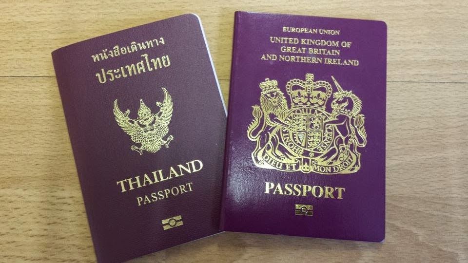 how to use 2 passports