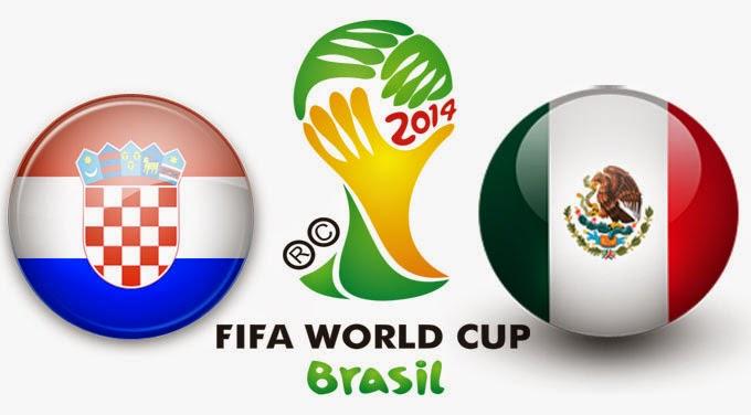 Perkiraan Laga Terakhir Group A : Kroasia Melawan Meksiko