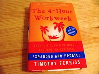 Тим Феррис - Четырехчасовая рабочая неделя