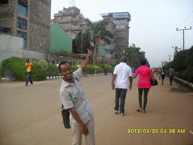 MWALIKO WA RULEA SANGA KWA NABII TB JOSHUA 2012