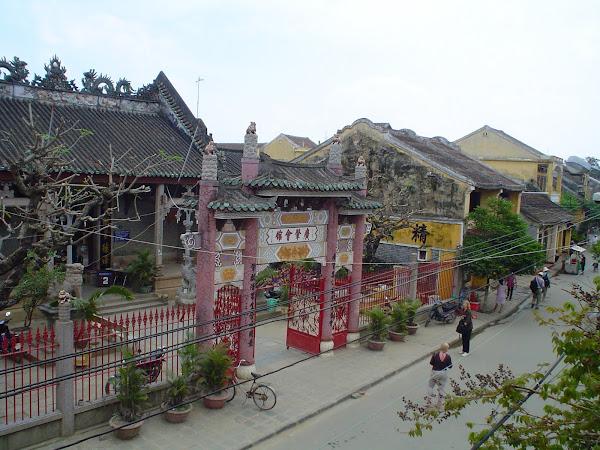 Pagoda de Hoian, Vietnam