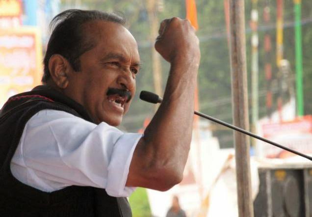 Tamil Leader Vai.Ko!