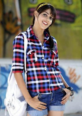 Genelia Hot Shirt