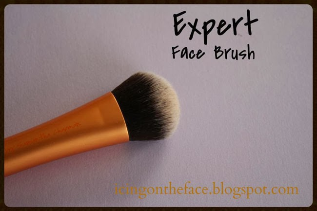 how to clean expert face brush