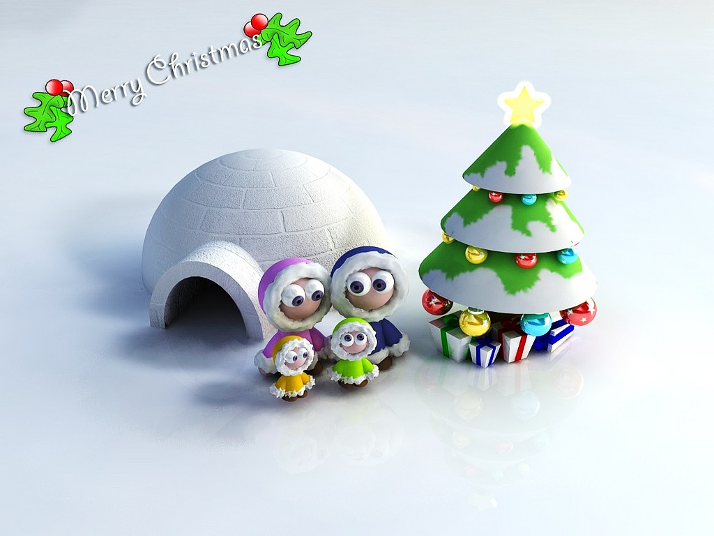 christmas wallpapers and images and photos: 3d christmas bckground