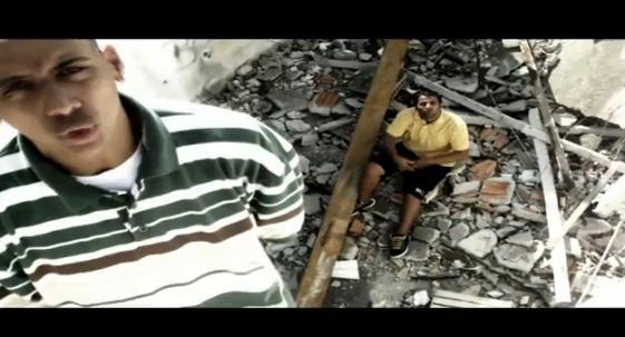 #RapBR - Video - Arte sonora - Acho Melhor se nem tenta
