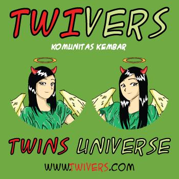 Komunitas anak kembar Twins Universe