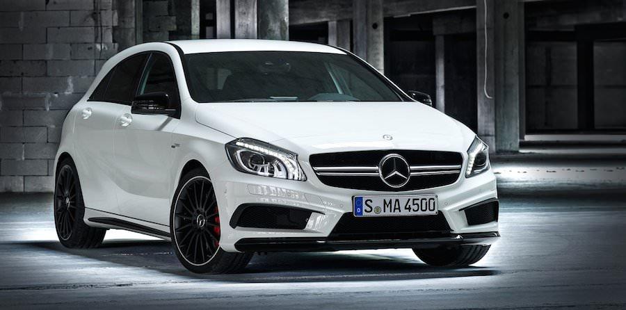 メルセデスベンツが「A45 AMG」をさらに高性能にしたモデルを計画中?