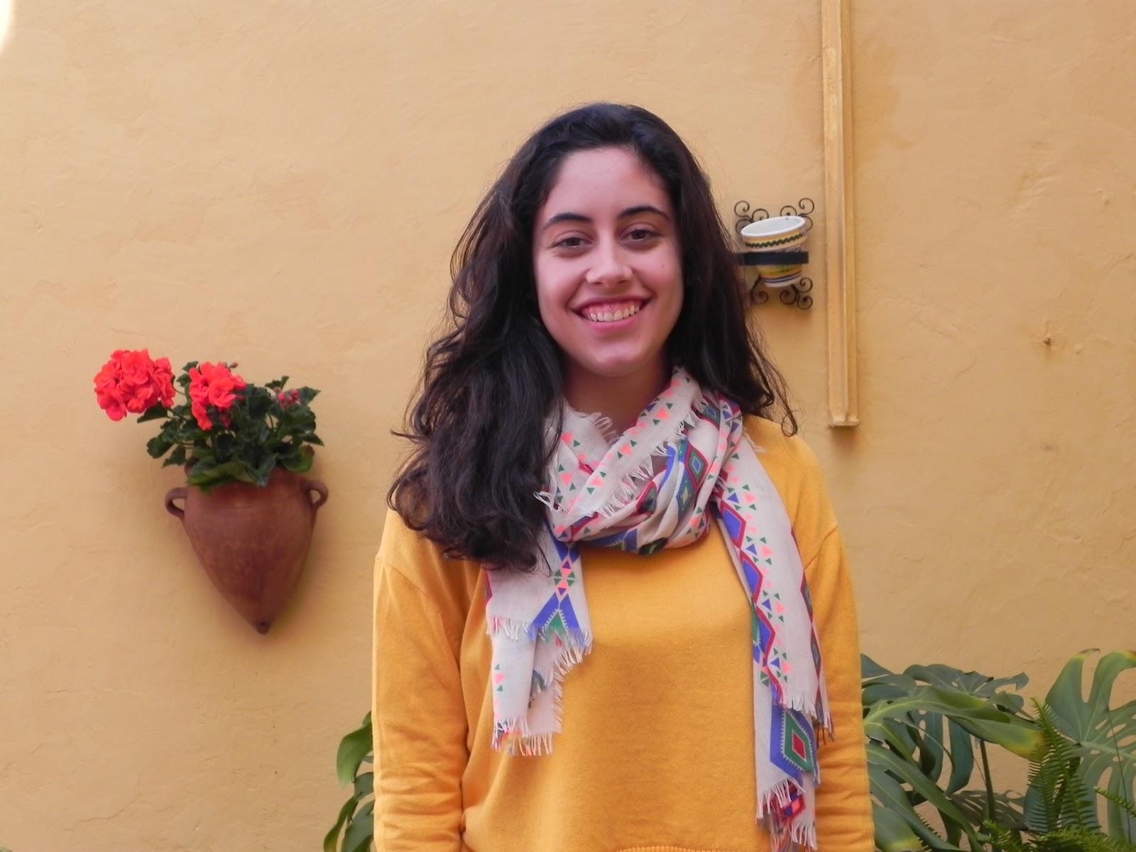 Inés María Villa Bulnes por una Beca Europa
